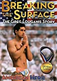 img - for BREAKING SURFACE: GREG LOUGANIS STORY book / textbook / text book