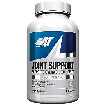 Amazon.com: GAT apoyo de articulaciones tabletas, 60 ...