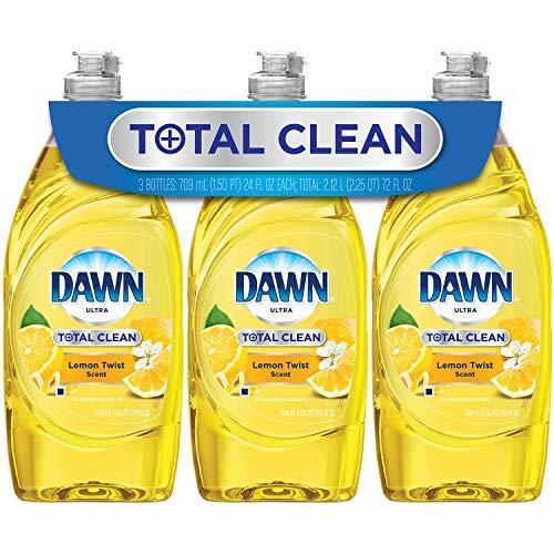 (Dawn Total Clean Refreshing Lemon Twist)