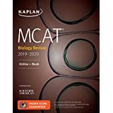 MCAT Biology Review 2019-2020: Online + Book (Kaplan Test Prep)