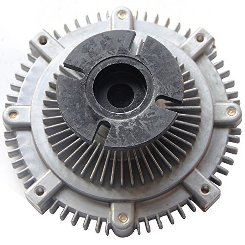 - TOPAZ 2650 Engine Cooling Thermal Fan Clutch for Nissan 1990-1996 300ZX Pickup Pathfinder D21 3.0L V6