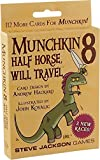 Munchkin 8 - Half Horse, Will Travel Card Game