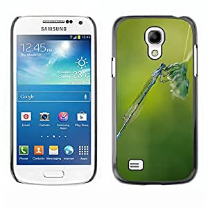 Super Stellar Slim PC Hard Case Cover Skin Armor Shell Protection // M00127133 Slender Dragonfly Dragonfly Insect // Samsung Galaxy S4 Mini i9190