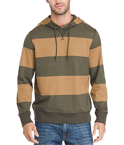 G.H. Bass & Co.... Men's Rugby Stripe Hoodie