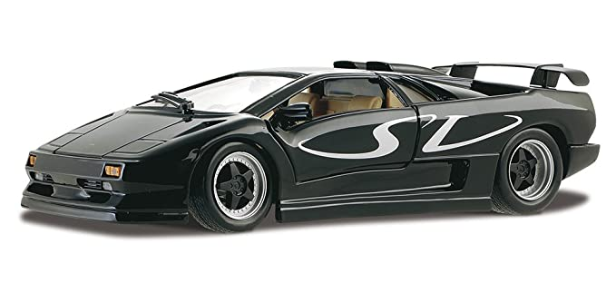Amazon Com Maisto 1 18 Scale Lamborghini Diablo Sv Diecast Vehicle