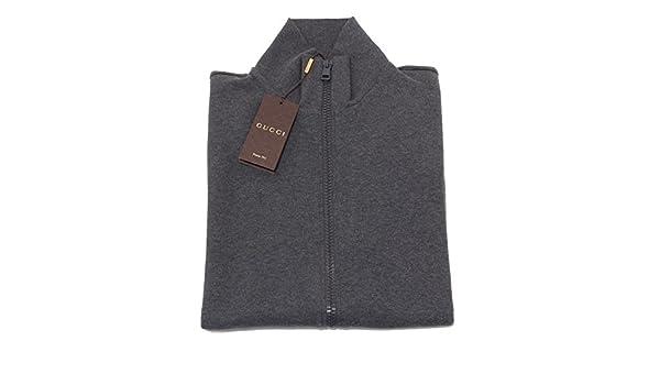 Gucci - Sudadera con capucha - para hombre gris XX-Large: Amazon.es: Ropa y accesorios