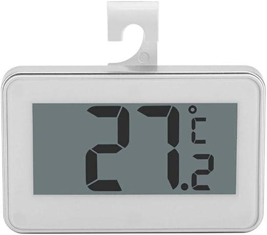 JG Termómetro de Nevera para frigorífico o Nevera, termómetros ...