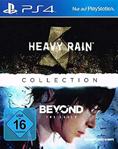 Heavy Rain and Beyond Two Souls Collection HD Remastered (Playstation 4 PS4) (Heavy Rain And Beyond Two Souls Ps4)