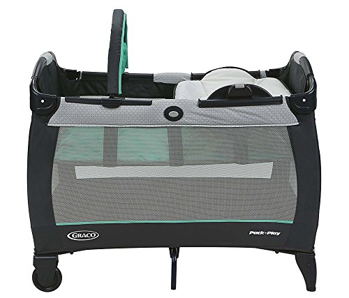 Graco Pack n Play Playard with Reversible Napper and Changer LX, Basin