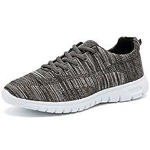 CIOR Women's Running Shoes Fashion Sport Lightweight Walking Sneakers