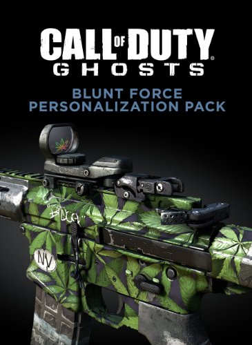 Call of Duty: Ghosts - Blunt Force Pack [Online Game Code] (Dlc Duty Call Pack Of Ghost)