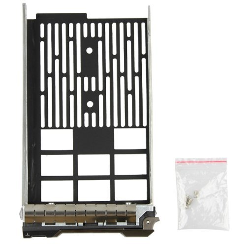 (10 Pack) 3.5'' SAS Hard Drive Tray Caddy for Dell F238f for Dell Poweredge R610 R710 T610 T710 by Generic (Image #2)