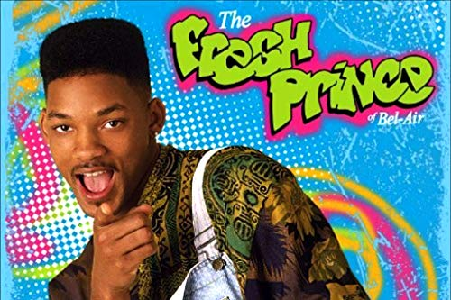 Fresh Prince of bel air Poster Print Size 24x18 Decoration semi Gloss Paper