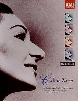 Giacomo Puccini, Orchestra e Coro del Teatro alla Scala di Milano, Maria Callas - Callas Tosca (PC CD-ROM) - Amazon.com Music