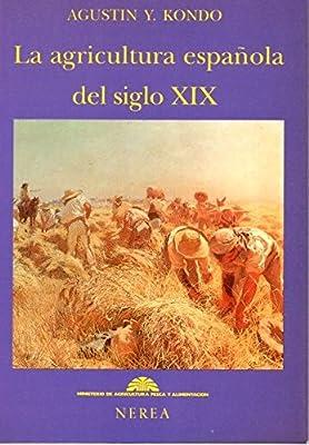AGRICULTURA ESPAÑOLA SIGLO XIX: Amazon.es: Yoshiyuki Kondo, Agustín: Libros