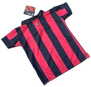 AC Milan Milan Jersey bebé recién Nacido 0 años bebé Oficial réplica ...