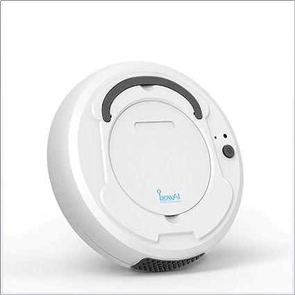 Recargable de limpieza automática Robot inteligente Robot barriendo piso suciedad polvo Pelo silencioso barredora de vacío