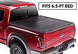 BAK Industries BakFlip F1 Folding Tonneau Cover, Ford F-150 6.5'; 772327