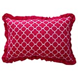 WAVERLY Kids Reverie Decorative Pillow, Pink, 12 x 18