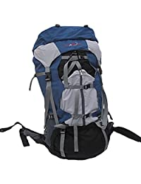Mountaintop 70L+10L Outdoor Sport Water-resistant Internal Frame Backpack Hiking Backpack Backpacking Trekking Bag with Rain Cover for Climbing,camping,hiking,Travel and Mountaineering