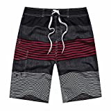 ZIITOP Men%27s Swim Trunks Quick Dry Wat