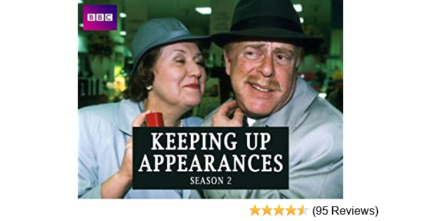 keeping up appearances season 2