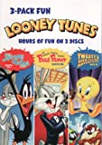 Looney Tunes 3 Pack Fun Includes Hours of Fun on 3 DVD Discs: The Looney Tunes Show Season 1 Volume 1 / The Looney Looney Bugs Bunny Movie / Tweety's High Flying Adventure