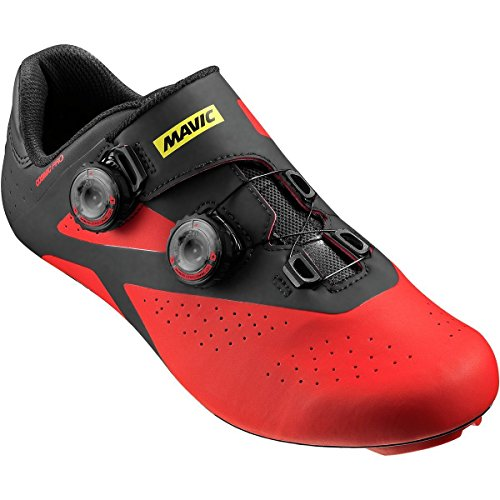 Mavic SHOES Cosmic Pro BLACK/FIERY RED/BLACK
