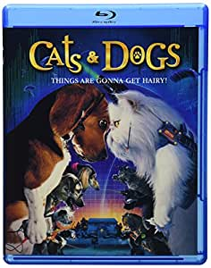 Cats & Dogs [Blu-ray]