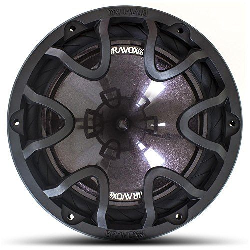Alto Falante Bravox Premium PLUS P10X-D4 10 Polegadas 160 W RMS 4R+4R