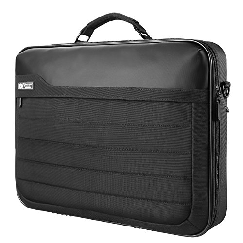 VanGoddy Trovo Professional Laptop Briefcase Bag Suitable for Fujitsu LifeBook & Stylistic Series 11''-12inch by Vangoddy