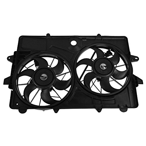Radiator A/C Cooling Fan 4 Cyl for Tribute Mariner Escape (Cyl A/c Fan 4)