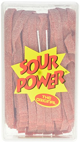 Sour Power Watermelon Belts, 150-Count Tubs (Pack of 2)