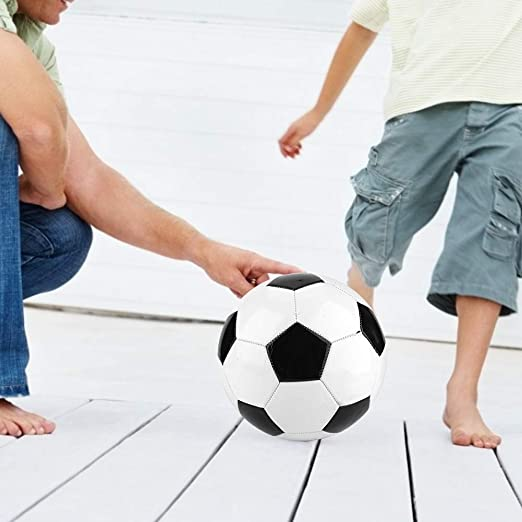 Equipo de f/útbol Pelota Deportiva para un Partido o Actividad Amateur. VGEBY1 Pelota de f/útbol tama/ño 5 Entrenamiento de balones de f/útbol