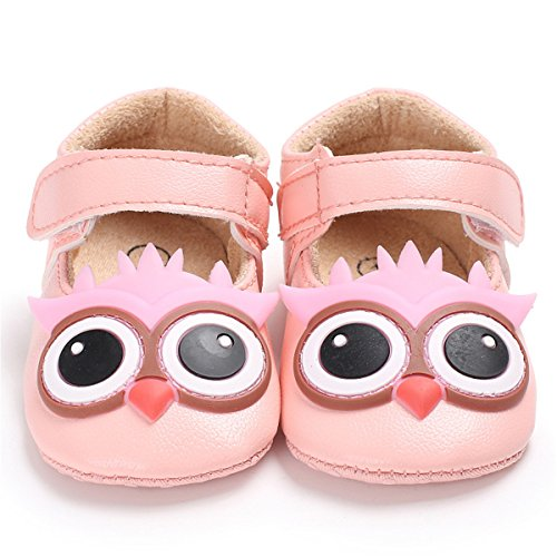 Pictures of Meckior Infant Baby Boys Girls Soft Sole 4