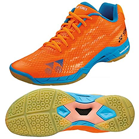 Yonex Men Cushion Aerus Orange Power uTPZkiOX