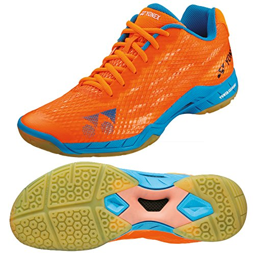 Yonex - YONEX POWER CUSHION AERUS MEN Jaune Taille - 43: Amazon.es: Deportes y aire libre