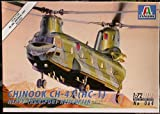 Italeri Chinook CH-47 (HC-1) Heavy Transport Helicopter