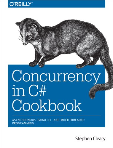 Download Concurrency in C# Cookbook Pdf