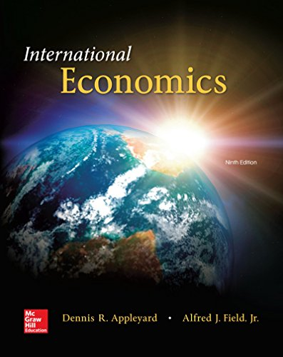 International Economics (McGraw-Hill Economics)