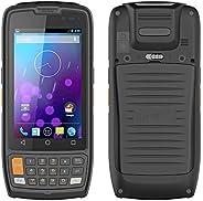 HIDON PDA 4 Pulgadas pdaTerminal escáner de código de Barras Android 7.0 / 4G Pantalla táctil/GPS/NFC Reader /