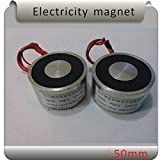 ZYE1-P50/27 DC12V 50KG(500N) Holding Force Electromagnet /Magnetic suction