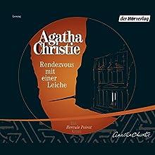 Rendezvous mit einer Leiche Hörbuch von Agatha Christie Gesprochen von: Klaus Dittmann