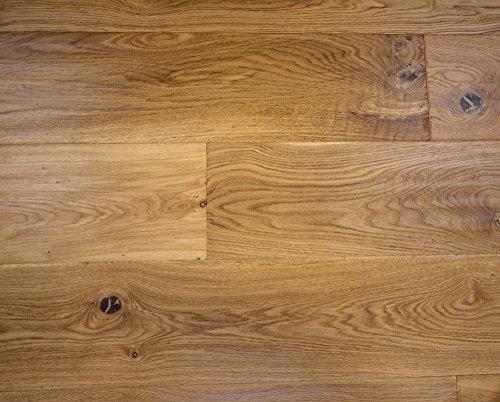 Wide Plank 7 1/2 x 5/8 European French Oak...