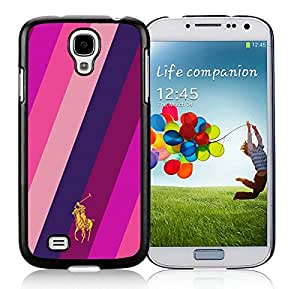 Lauren Ralph Lauren 20 Black For Samsung Galaxy S4 Case Genuine and Cool Design