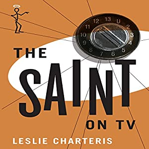 The Saint on TV Audiobook