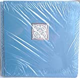 Creative Memories 12x12 Alpine Blue Kaleidoscope Album with 15 Pages