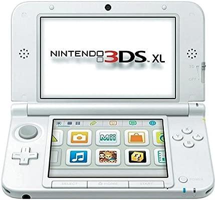 Nintendo 3Ds XL - Konsole weiß inkl. Tomodachi Life [Importación ...