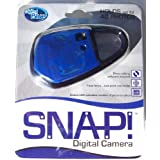 Digital Blue SNAP! VGA Carabineer Digital Camera - Blue