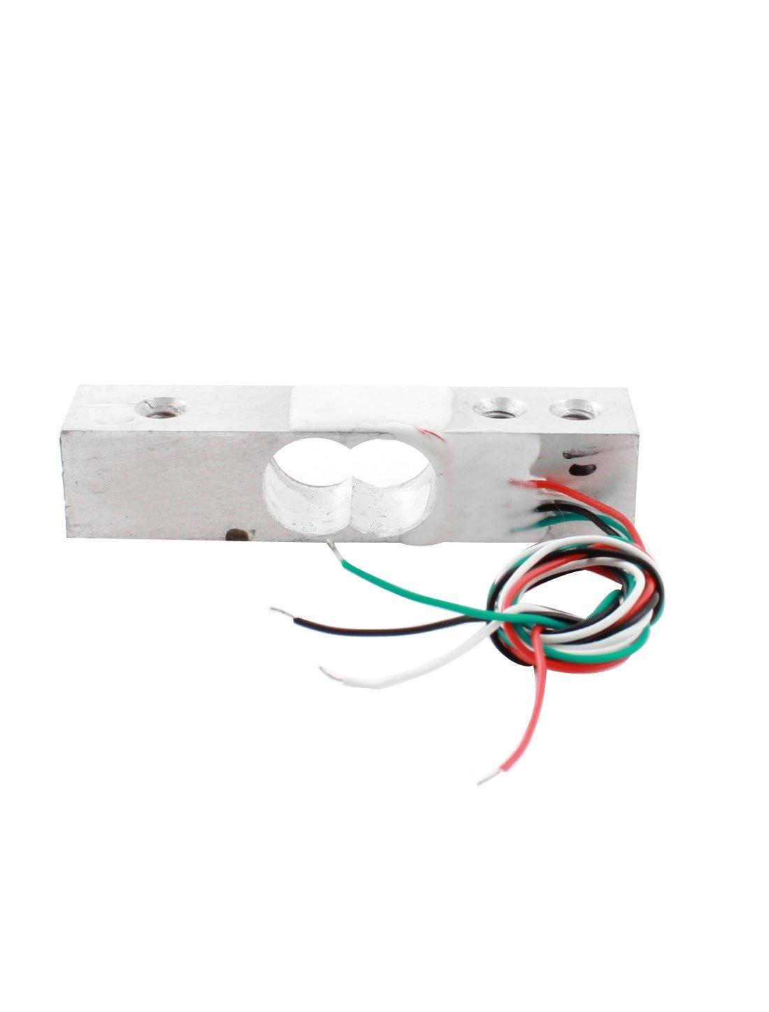 eDealMax en alliage d'aluminium Micro-capteur de Pression de Charge de pondération Cell, 3 kg, 6,6 lb.